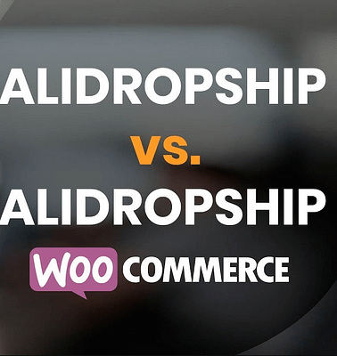 difference between alidropship and alidropshipwoo