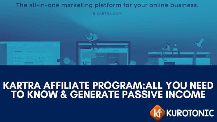 kartra affiliate program